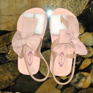 Joyfolie Shoes - Joyfolie Blush Colored Flipflops